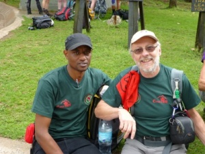 Mount Kenya Climb Senior Guide