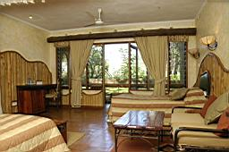 Samburu Serena Accommodation