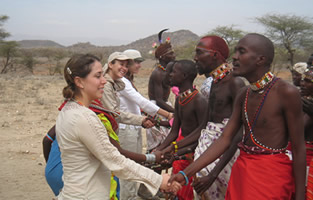 Bomas Of Kenya Masai Dance