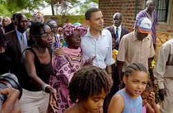 Obama Kogelo tour